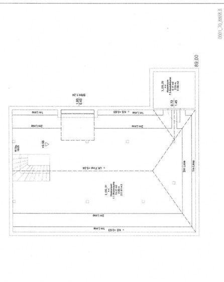 Grundrissplan DG233
